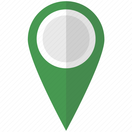 check-in, gps, location, map, marker, pin, pointer icon