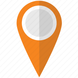 check in, direction, gps, location, map, marker, pin icon