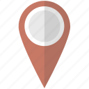 pin, gps, location, map, marker, navigation, pointer
