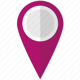 gps, location, map, marker, navigation, pin, pointer icon