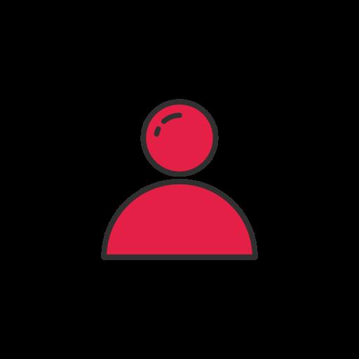 person, pinterest, profile, user icon
