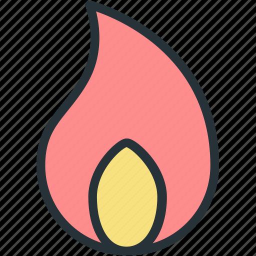 burn, commerce, discount, e, fire icon