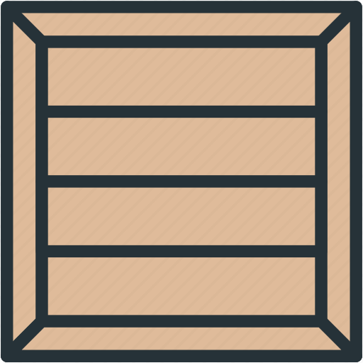 box, cargo, commerce, e, shipping icon