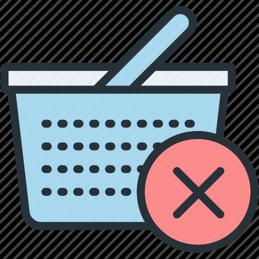 basket, buy, commerce, e icon