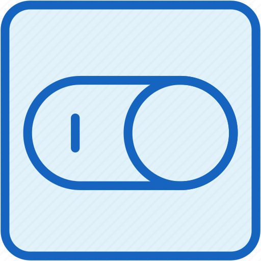 interface, no, switch, toogle icon
