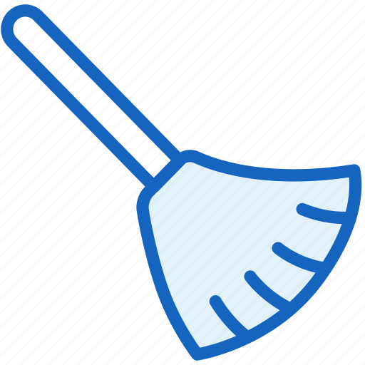 broom, clean, interface icon