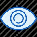 details, eye, interface, view