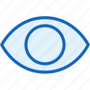 eye, interface, show, view icon