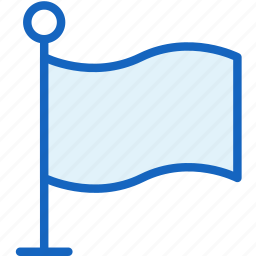 flag, interface icon