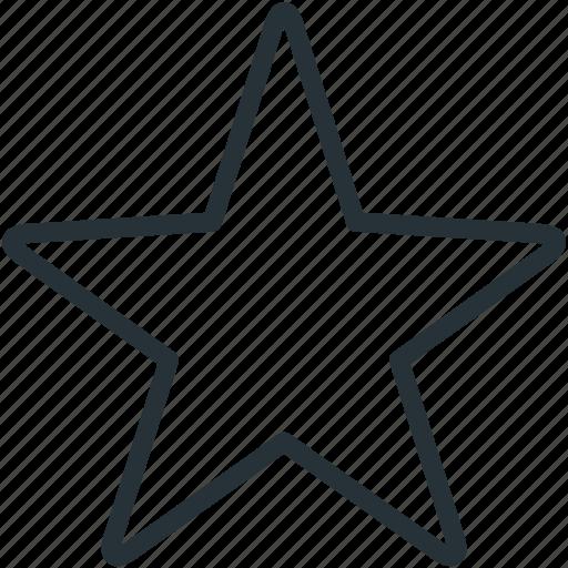 favorite, interface, star, super icon