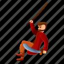 man, pirate, school, sport, sword