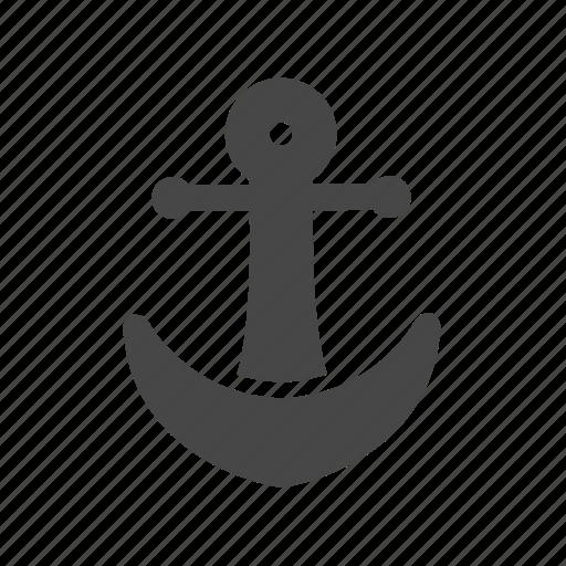 anchor, bandits, pirate, pirates, sailing icon