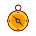 compass, direction, measure, navigate, sea, ship, travel icon