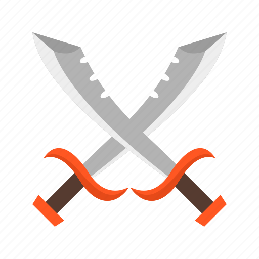 ancient, blade, crossed, danger, old, pirate, swords icon