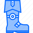 bandit, boot, boots, footwear, pirate, pirates, sailor icon