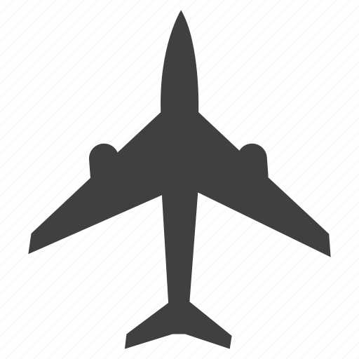 Plane, airoplan, airport, sign icon - Download on Iconfinder