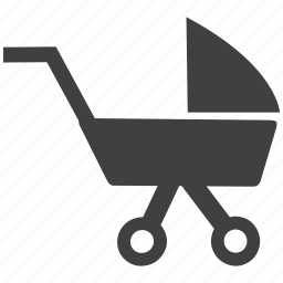 baby, carriage, cart, stroller, wagon icon