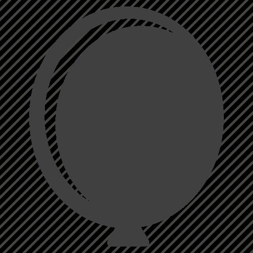 air balloon, balloon icon