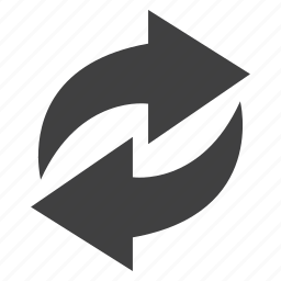 arrow, refresh, reload, update icon