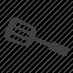 cooking, spatula, spoon icon