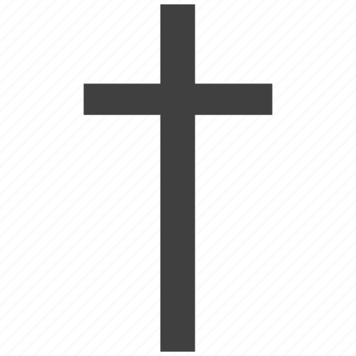 christian cross, cross, crucify icon