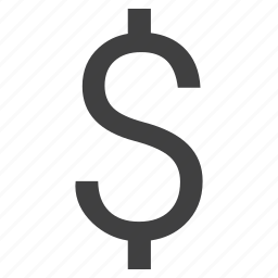 bank, cash, currency, dollar, money, sign, us dollar icon
