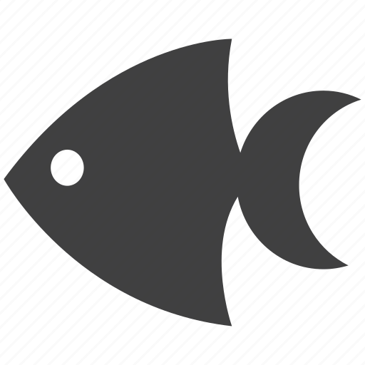 animal, fish, swim, water icon