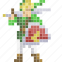 avatar, game, legend, link, nintendo, ocarina, zelda icon