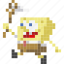 avatar, bob, cartoon, pants, sponge, spongebob, square icon