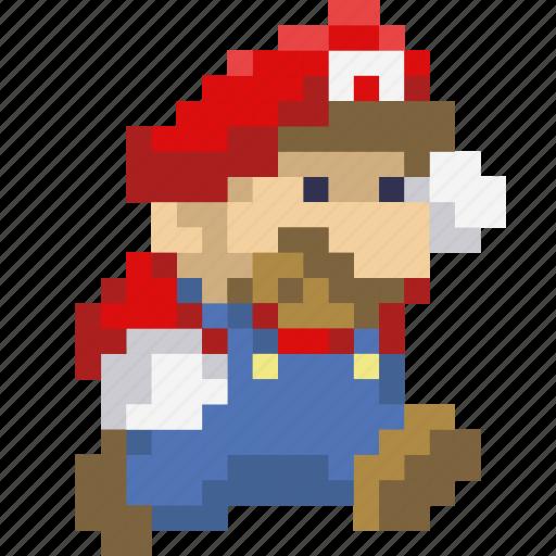 'Pixel Characters V2' by Romualdas Jurgaitis