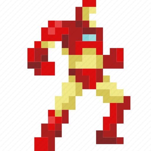 comic, ironman, retro, stark, superhero, tony icon