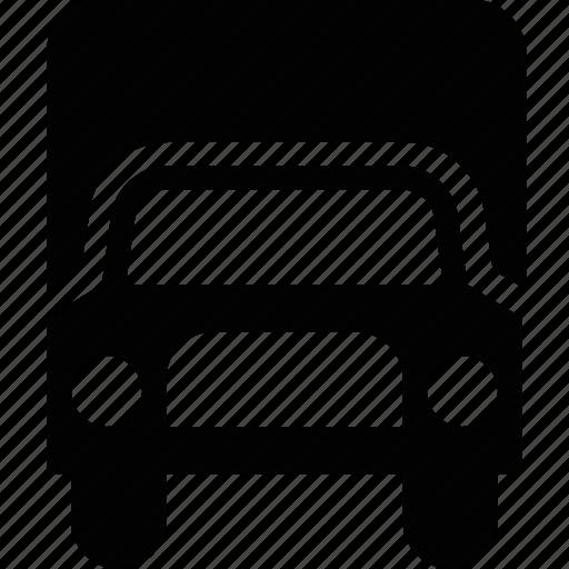 cargo, heavy, transportation, truck, vehicle, wagon icon