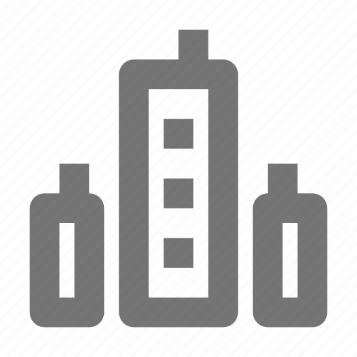 apartment, building, condominium icon