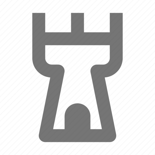 castle, fort, tower icon