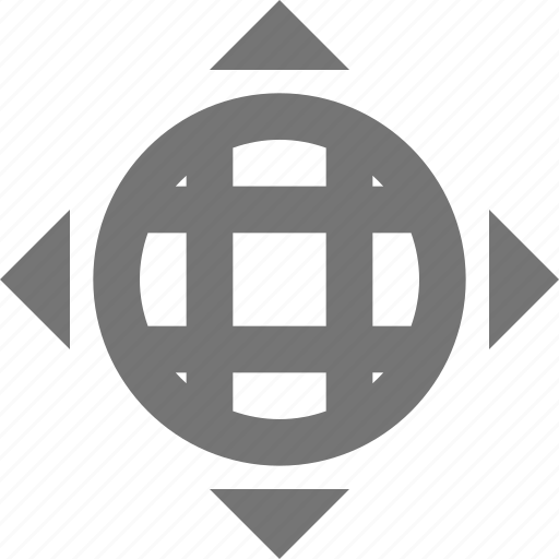direction, naviagtion icon