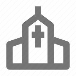architecture, building, catholic, church, location, property, religion icon