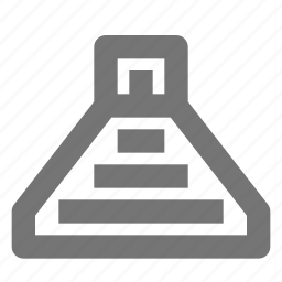 temple, ziggurat icon