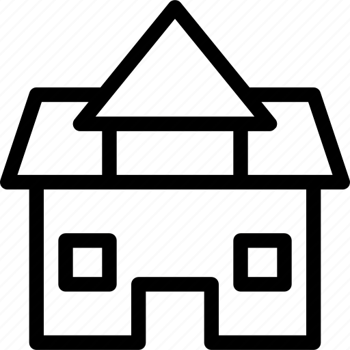building, home, house, place, property icon