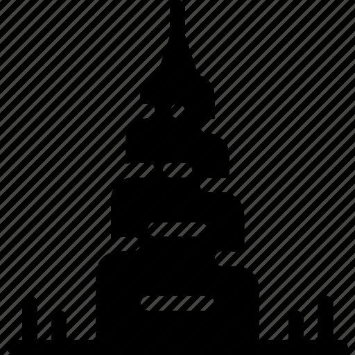 architecture, building, burj, dubai, khalifa icon