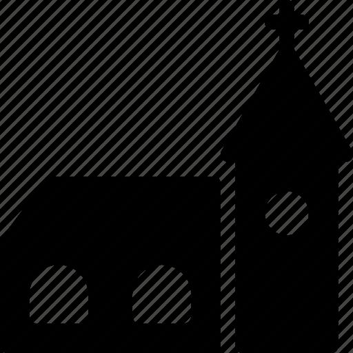 architecture, building, christian, church, religion icon