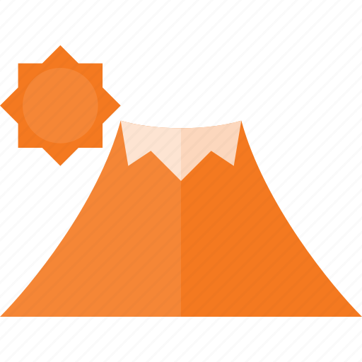 kilimanjaro, landmark, landscape, mountain, place icon