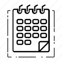 calendar, calendar icon, date, day, event, schedule, time icon icon