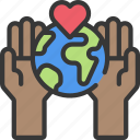 give, love, plastic, pollution, recycle, world