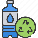 bottle, plastic, pollution, recycle, reuasble, water