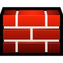 brick, firewall, protect, safety, shield icon