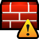 alert, firewall, protect, safety, shield icon