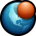 globe, location, network, pin, web, world icon