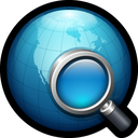 find, globe, network, search, web, world icon