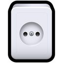 plug, socket, standard, electricity, power icon