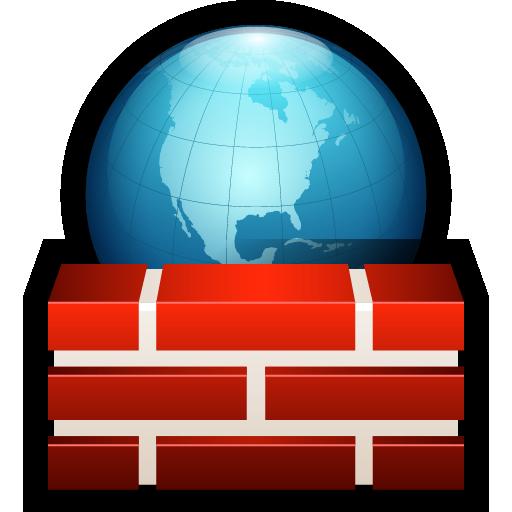 firewall, globe, network, safety, shield, world icon